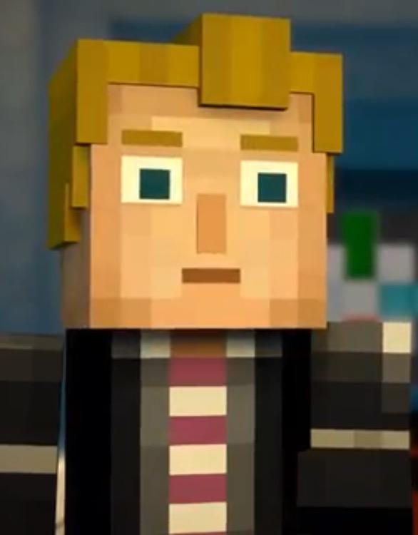 Lukas Minecraft Story Mode Wiki Fandom
