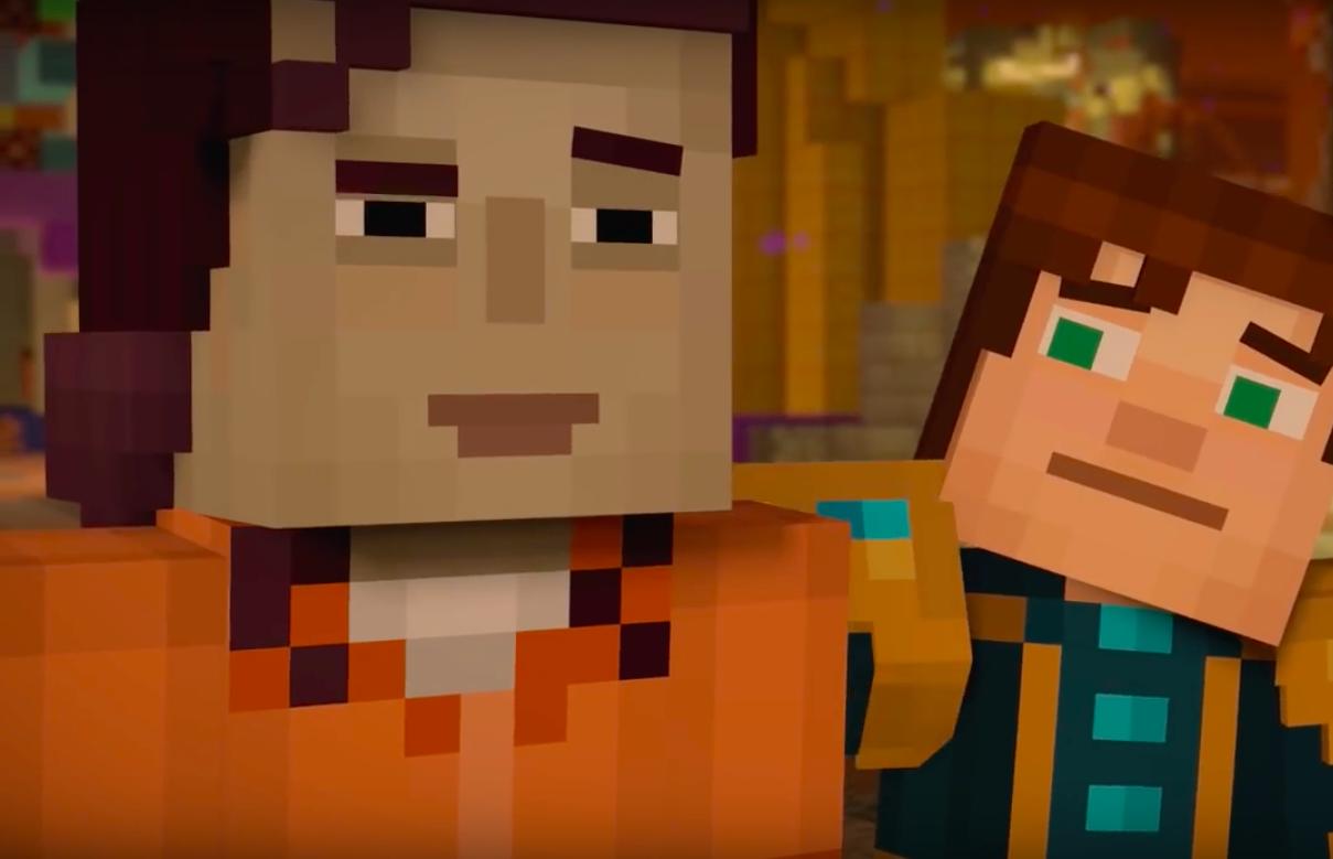 Jesse X Xara Jessara Minecraft Story Mode Ships Wikia Fandom