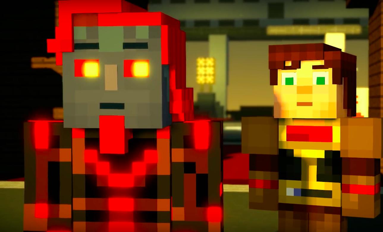 Romeo X Jesse Jessomeo Minecraft Story Mode Ships Wikia Fandom