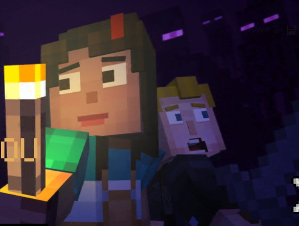 Minecraft Story Mode X Male Reader Omong F