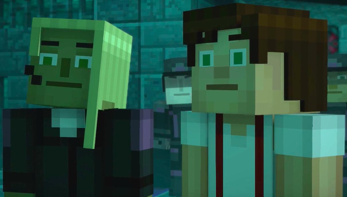Jesse X Stella Jella Minecraft Story Mode Ships Wikia Fandom