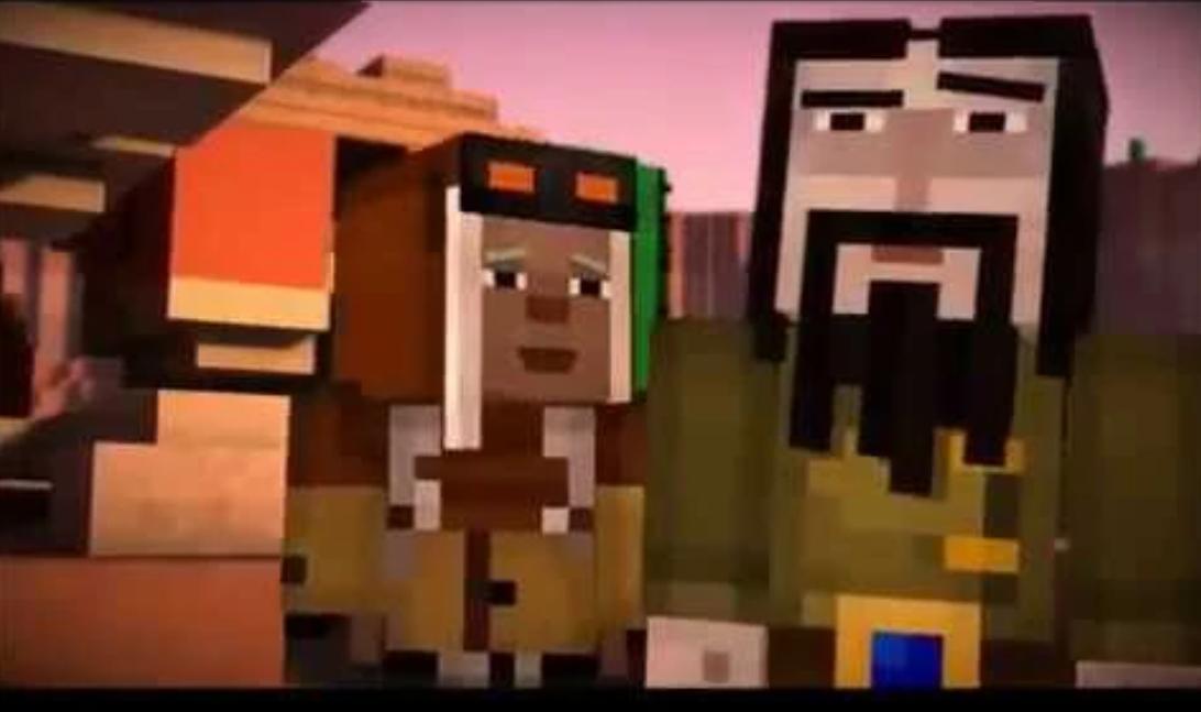 Ivor X Harper Harpvor Minecraft Story Mode Ships Wikia Fandom