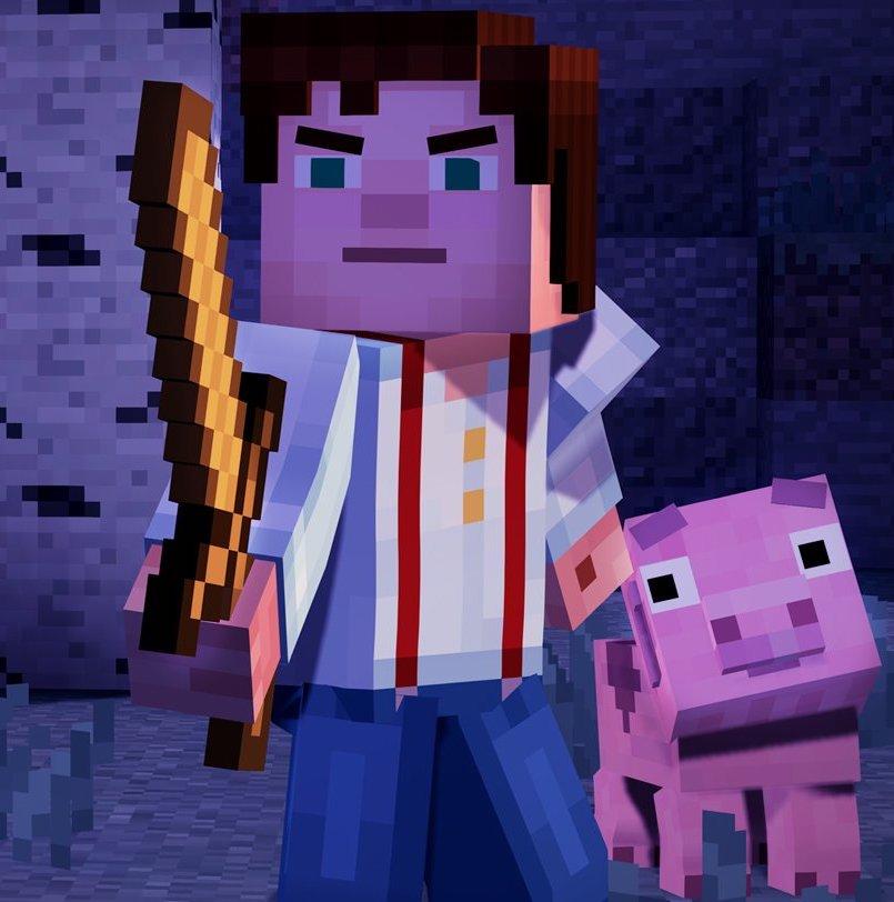Jesse X Reuben Jessben Minecraft Story Mode Ships Wikia Fandom
