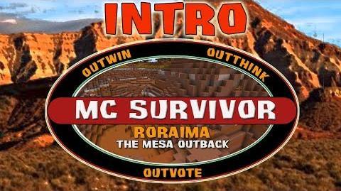 Minecraft Survivor Season 2 Intro
