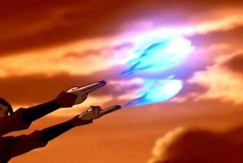 Azula fireball