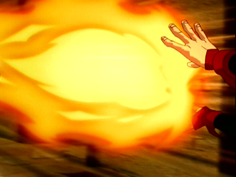 Fire blast