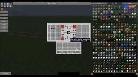 Tekkit Lite Holzfarm Tutorial 001 Steve´s Carts Deutsch Minecraft