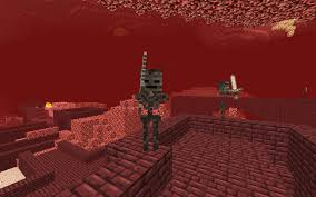 Wither Skeletons
