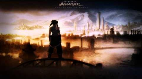 Avatar The Legend of Korra Soundtrack - The Rally