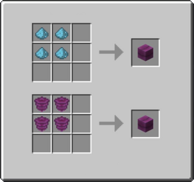 Warper Block Recipe