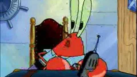 Youtube Poop Mr Krabs Gay Intervention