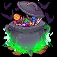 Official Artwork for Creepy Cauldrons