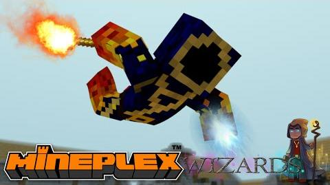 Mineplex Wizards Trailer.