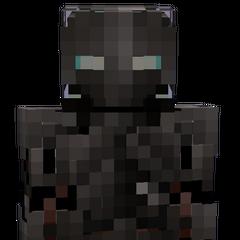 Metal Man Morph (Permanent Reward)