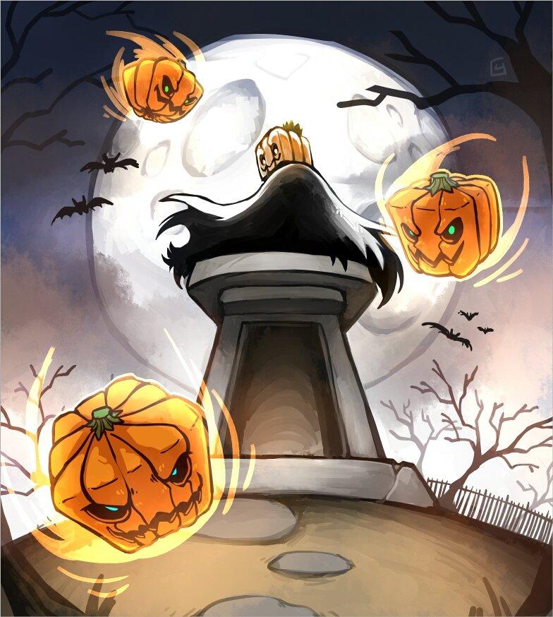 When Is Halloween Horror Coming Out Mineplex 2020 Pumpkin's Revenge   Mineplex Wiki   Fandom