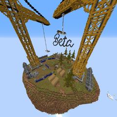 The main Beta Lobby for Gem Hunters.
