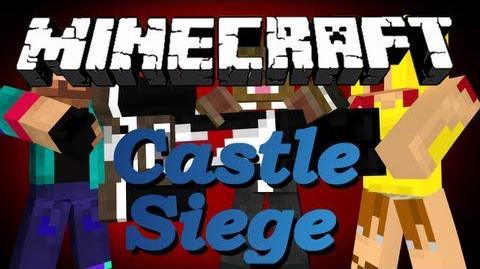 BRAND NEW Minecraft Castle Siege Minigame