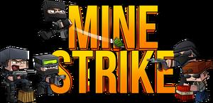 Mine-Strike Logo