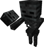 Wither Skull Wither Skeleton