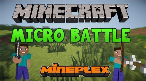 Minecraft Micro Battle - Mineplex New Beta Minigame