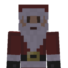 Santa Morph (December 2016 Reward)