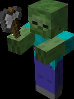 Iron Axe Zombie