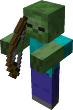 Bow Zombie