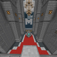 The Throne room.