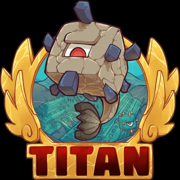 Titan rank