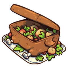 Official Artwork for Thanksgiving Chest