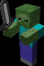 Iron Sword Zombie