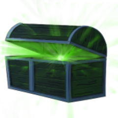 Former official artwork for Mythical Chests.