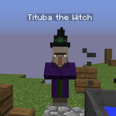 Tituba the Witch