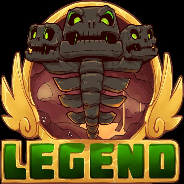 Legend rank
