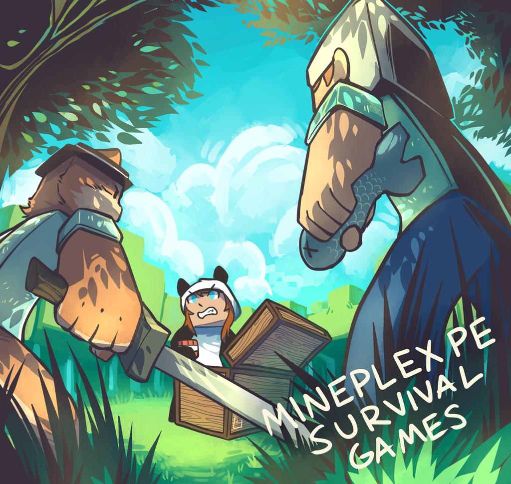 Survival Games (Bedrock minigame)   Mineplex Wiki   FANDOM