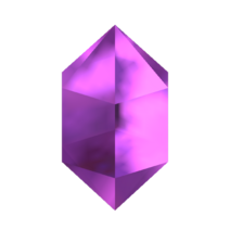 Rose Quartz Shard
