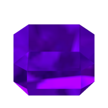Square Amethyst