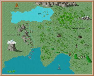 Mineria map