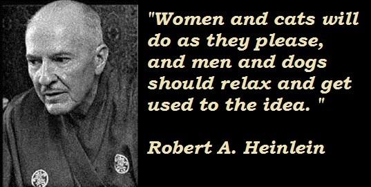 Robert Heinlein Quotes Magnificent Image  8186Robertaheinleinquoteswallpaper537X270