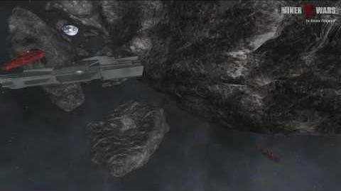 Miner Wars Large Asteroids