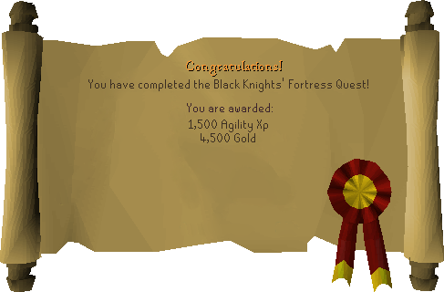 BlackKnightsFortressQuestComplete