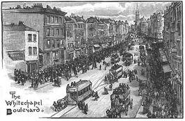 Avenida de Whitechapel
