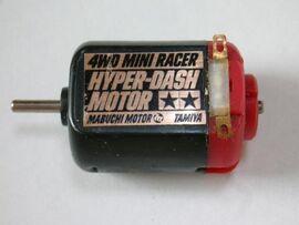 HyperDashMotor