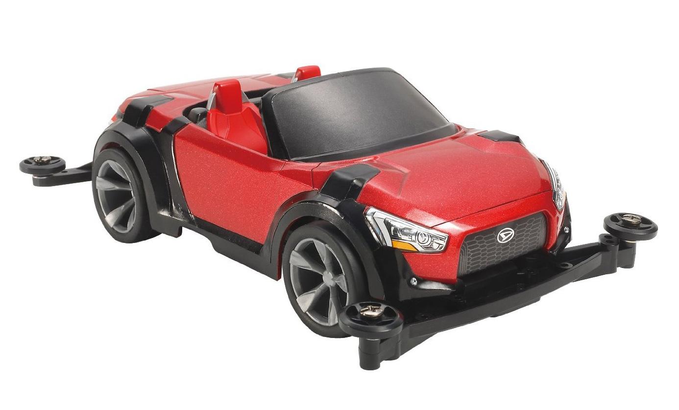 Daihatsu Kopen Xmz Mini 4wd Wiki Fandom Powered By Wikia Tamiya Chassis Tz Original