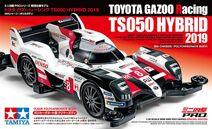 ToyotaGazooRacingTS050Hybrid2019Boxart