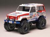 Toyota Land Cruiser (Team ACP)
