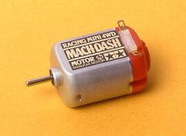 MachDashMotor