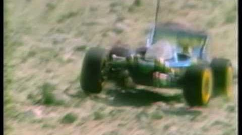 TAMIYA RC Avante (filmed in 1988)