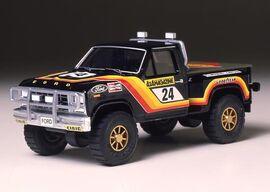 FordRanger4x4Black