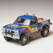 FordRanger4x4Blue